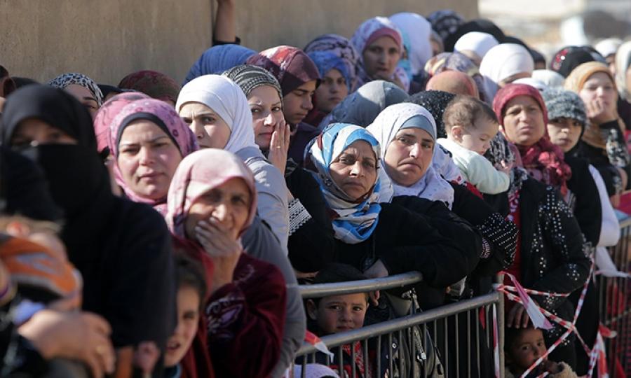 استغلال النساء والفتيات في سوريا ظاهرة متعددة الاتجاهات