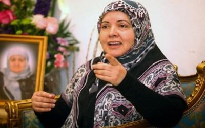 من هي المرأة التي كسرت القاعدة في الانتخابات البلدية في بلديات الضاحية الجنوبية ؟