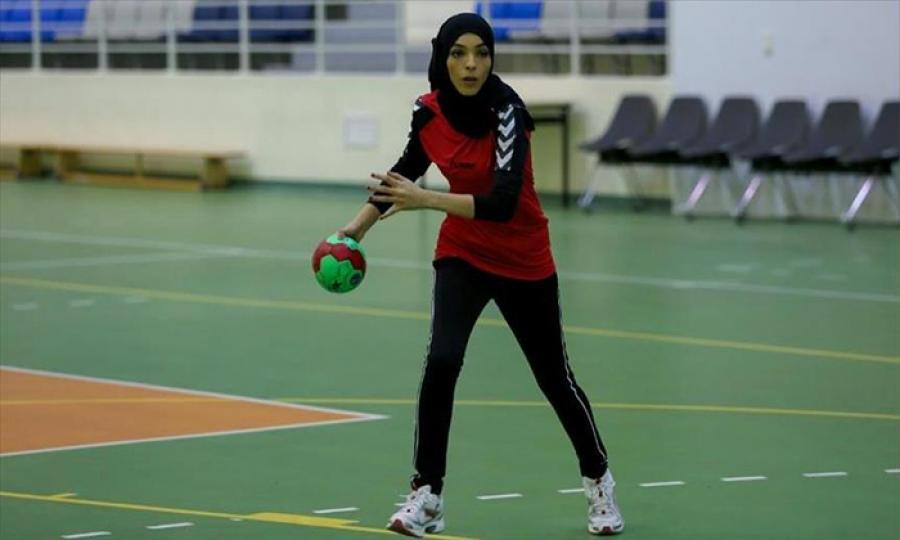إنجاز يسجل لأول يمنية تحترف الرياضة خارج بلدها