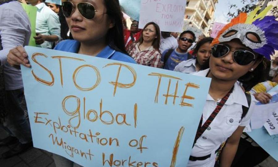 لبنان يخرق التزاماته الدولية وينتهك حقوق عاملات المنازل