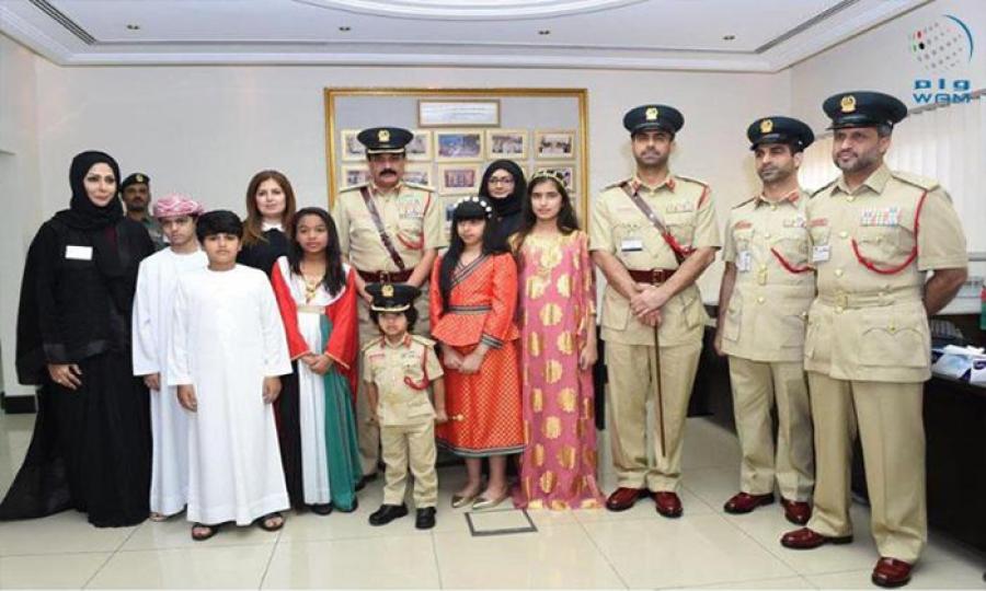 شرطة دبي تعلن تفاصيل خطتها التوعوية لحماية المرأة والطفل لعام 2016 .