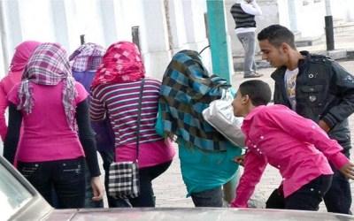 التحرش في مصر طبيعي…تتحمل مسؤوليته المرأة !