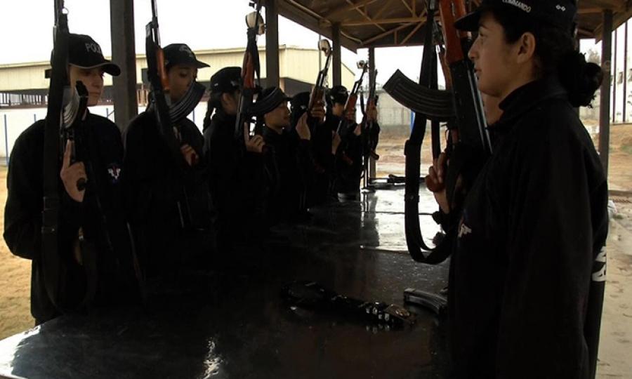 شرطيات لأول مرة في المناطق القبلية في باكستان