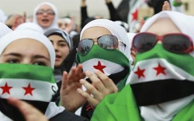 """عريضة سورية تطالب بـ""""ضمان مشاركة فاعلة للنساء في عمليات السلام"""""""