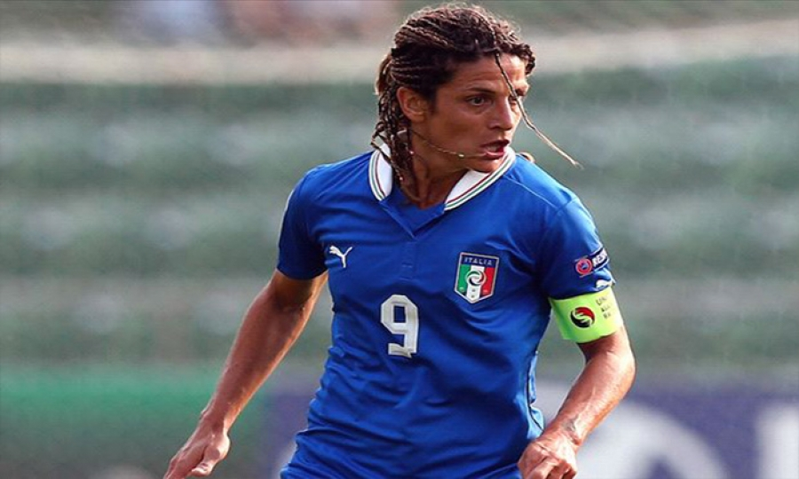 حفرت اسمها في تاريخ كرة القدم الايطالية