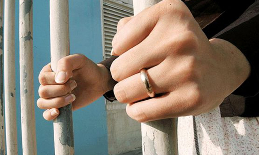 نسبة إعتقال النساء في فلسطين المحتلة  ترتفع الى  500% منذ عام 2010