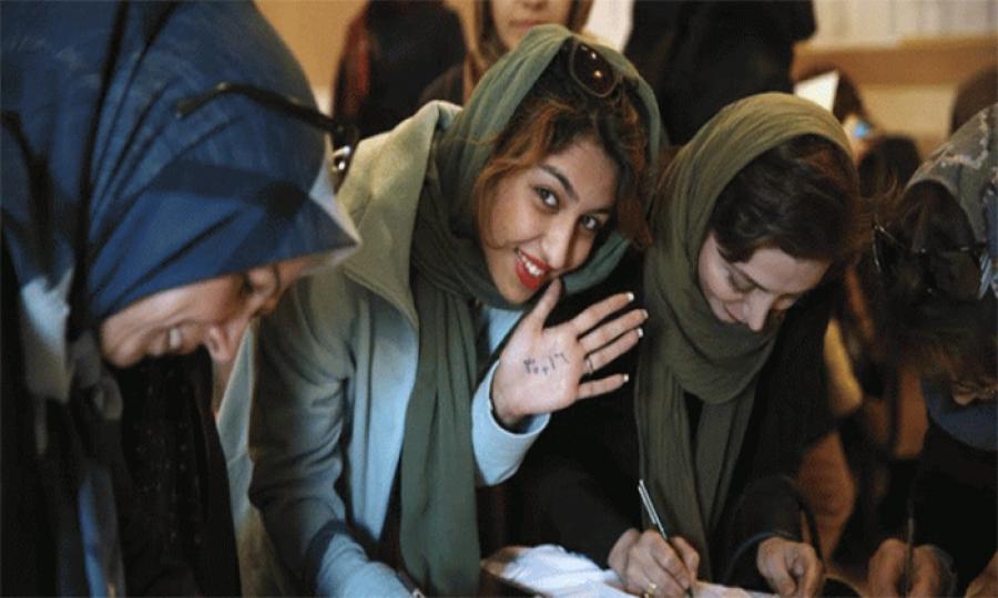 الرئاسة في إيران… للمرأة !