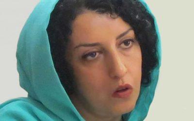 """أشهر سجينة إيرانية: """"لا أمل لدي بقضاء بلادي"""""""
