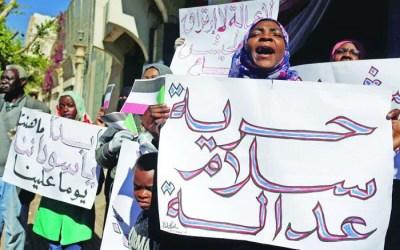 انتفاضة السودان.. هكذا يخاف النظام من صوت النساء