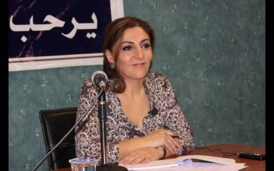 الكاتبة لينا جزراوي: النسوية جزء من التحرّر الشامل
