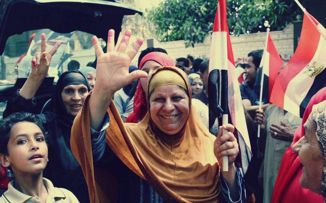 للمرة الأولى المرأة المصرية تحتل 43% من الجهاز الإداري و8 وزيرات
