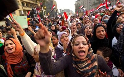 المدافعات عن حقوق الانسان في مصر…تكميم وتنكيل ونفي