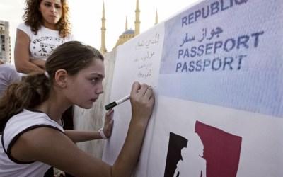 """""""جنسيتي حق لي ولأسرتي"""": نريد مساواة ومواطنة وحقوق"""