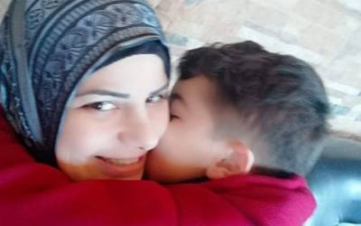 زينب صايغ تتعرض لمحاولة إجهاض جنينها بعد سلب طفلها الأول