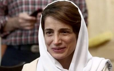 """فرنسا تمنح لقب """"مواطنة شرف""""للمحامية الإيرانية المعتقلة نسرين سوتوده"""