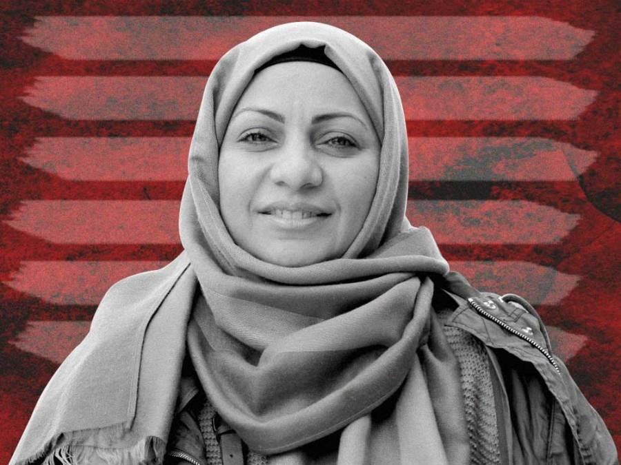 لحظات مرعبة ترويها الناشطة ابتسام الصائغ في أروقة تحقيق الأمن البحريني