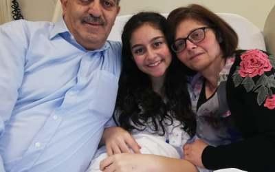 شابة لبنانية تقهر السرطان وتتفوق في«البريفيه»