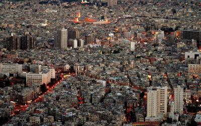 دمشق أخطر مدن العالم على النساء!