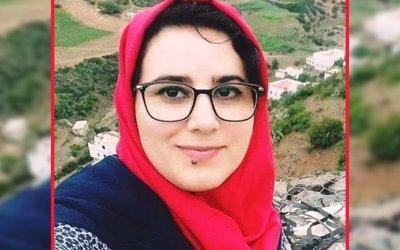 السلطات المغربية تحتجز حرية الصحافية هاجر الريسوني