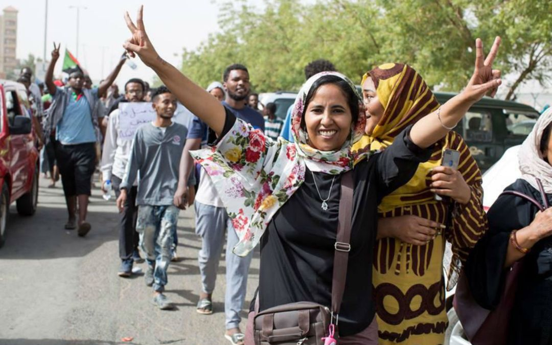 ثلث الوزراء في الحكومة السودانية نساء
