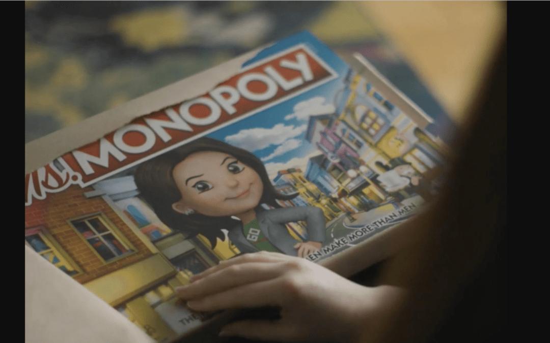 «السيدة مونوبولي»اللعبة الوحيدة التي تكسب فيها النساء أكثر من الرجال