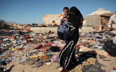 بعثة أممية تحذّر من جرائم قتل واختطاف النساء في ليبيا!