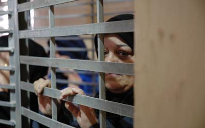 أين الأسيرة المعتقلة إسراء الجعابيص والأسيرات في سجون الاحتلال من يوم المرأة العالمي؟