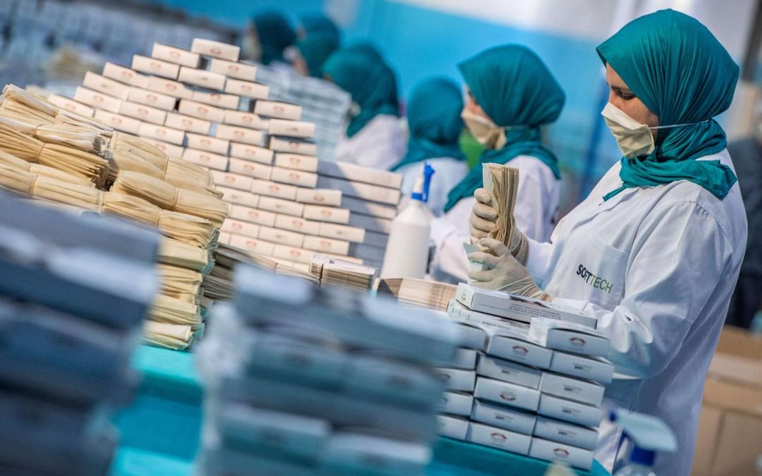 النساء العاملات في مصانع المغرب في خطر!
