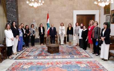 إنجازات الهيئة الوطنية لشؤون المرأة اللبنانية على مدار ثلاثة أعوام