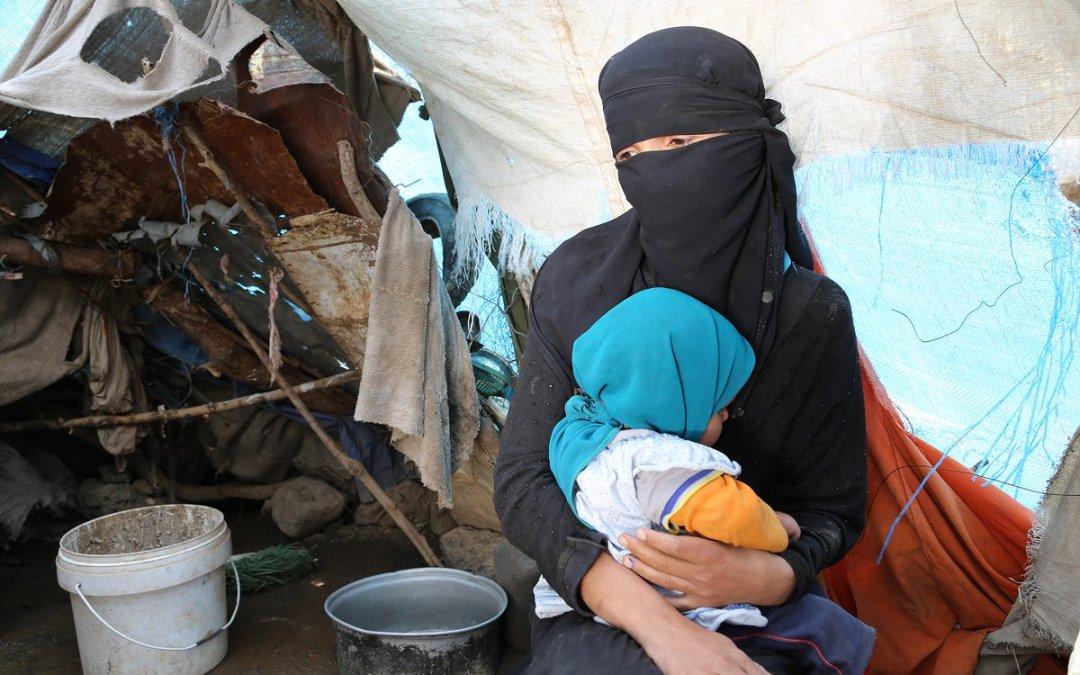 48 ألف امرأة معرّضة للوفاةبسبب مضاعفات الحمل والولادة في اليمن!