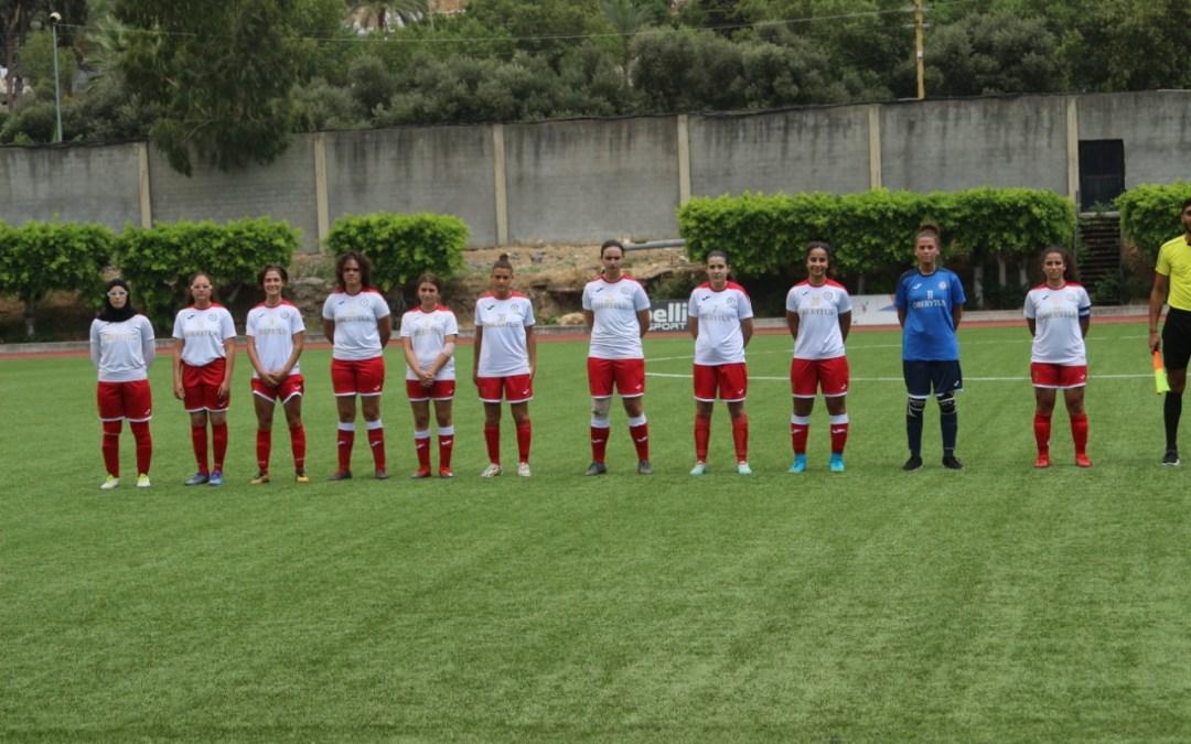 نتائج منافسات المجموعة الأولى في بطولة الشابات لكرة القدم دون سن الـ19 عاماً في لبنان