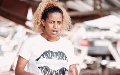 عاملات منازل أجنبيات في طرقات بيروت المدمّرة يساندنّ أهلها