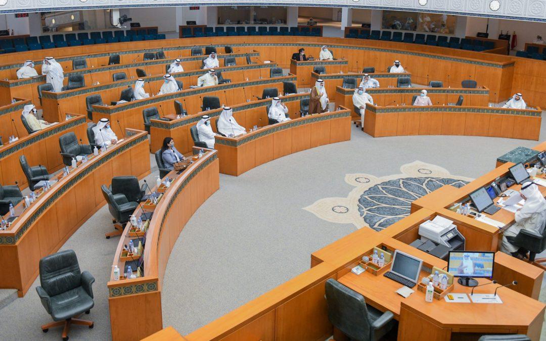 مجلس الأمة الكويتي الجديد خالي من النساء!