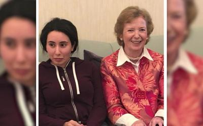 رئيسة أيرلندا السابقة… أصدّق الشيخة لطيفة وأدعو إلى إطلاق سراحها
