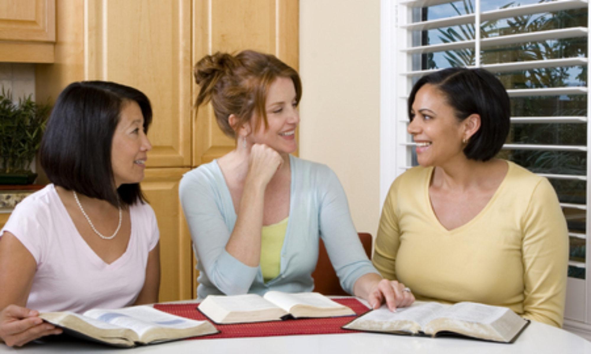Cropped Women Bible Study 2 Shari Lewis Ministries