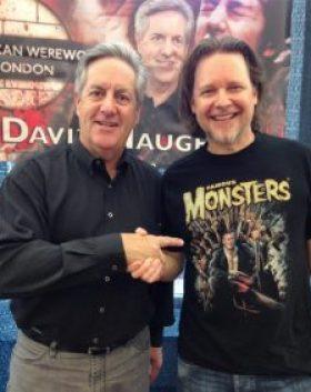 David Naughton and Terry Wolfinger