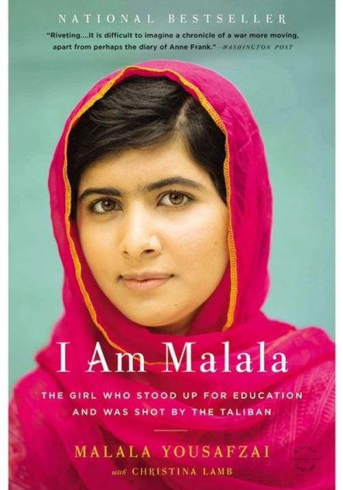 Image result for malala book