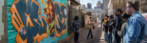 Past Experiences: Braamfontein Art Tour