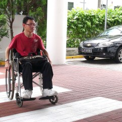 Wheelchair Jobs Patio Swivel Chair Seat Post Bushing Supported Employment Programme Provides Gainful