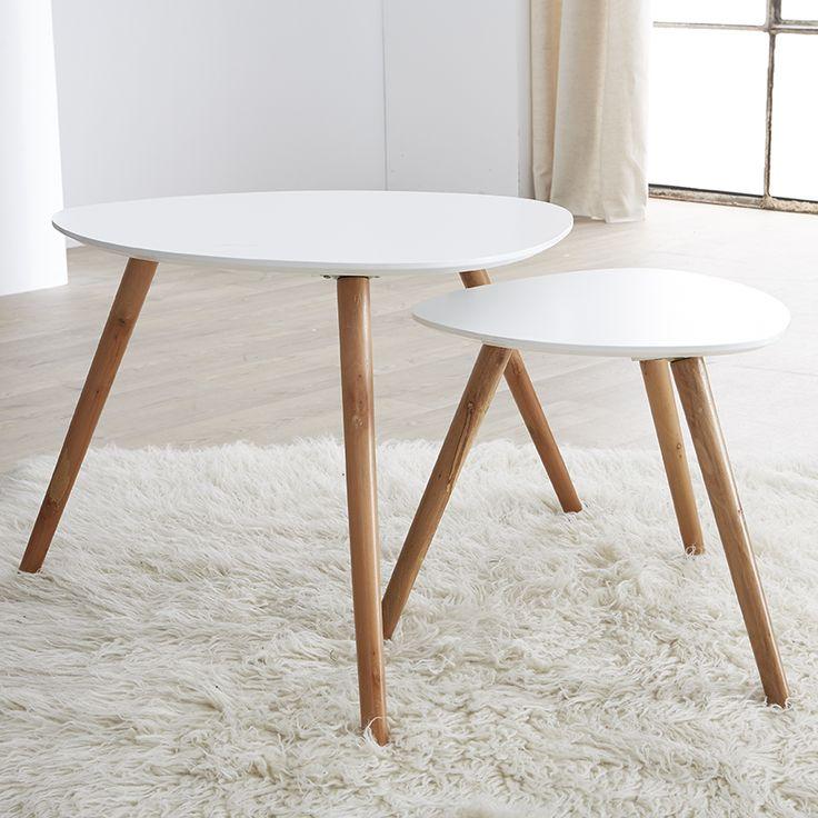 Petite table basse gigogne design  Mobilier design dcoration dintrieur