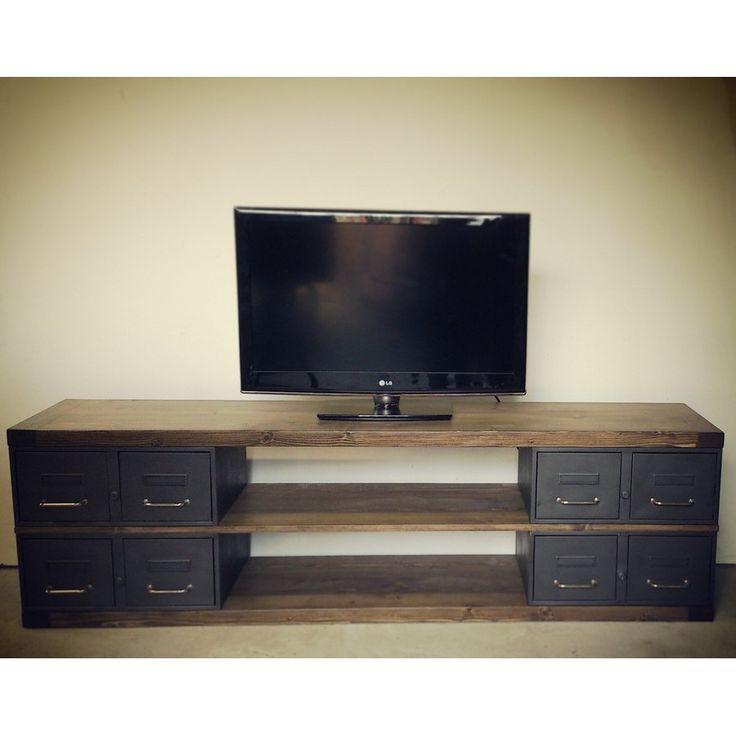 Fabriquer un meuble tv style industriel  Mobilier design dcoration dintrieur