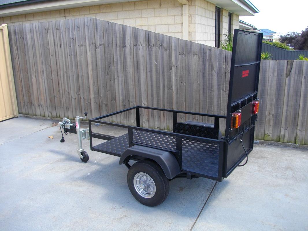 wheelchair trailer purple high back chair scooter power