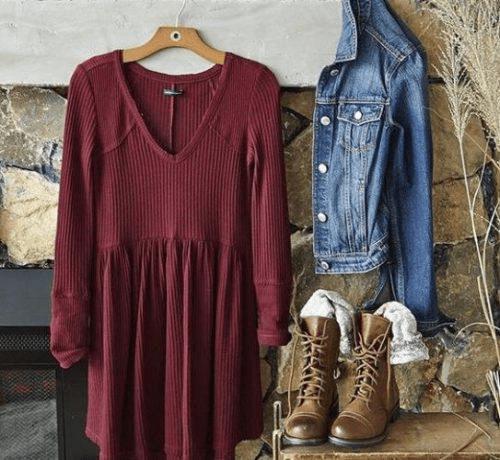 ملابس موضة شتاء 2019