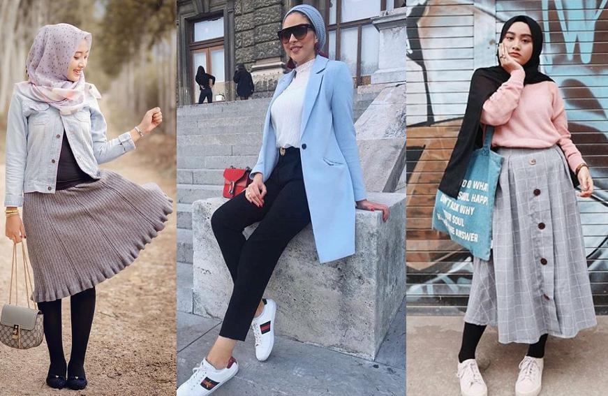 ملابس محجبات موضة صيف 2019 | الشرقية توداي