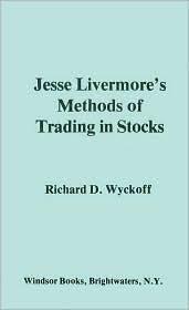 Jesse Livermoe's Methods of trading stocks
