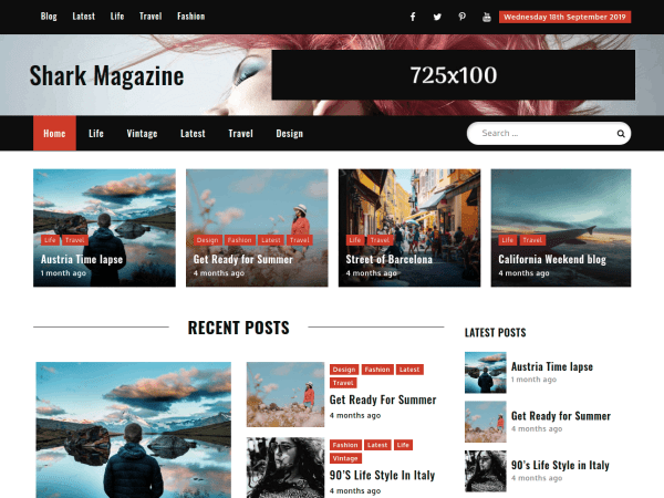 Shark Magazine