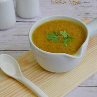Chicken Soup Recipe | Salem Style Chicken Soup