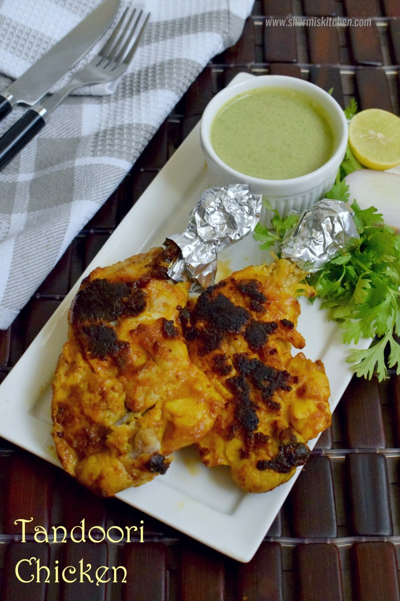Tandoori Chicken Recipe - on Stove Top