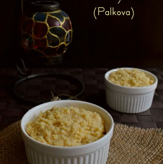 Thirattipal Recipe | Palkova | Milk Peda using Condensed Milk