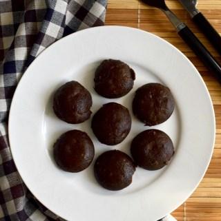 Ragi Sweet Paniyaram